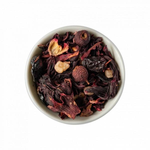 Фруктовый чай Кир Рояль