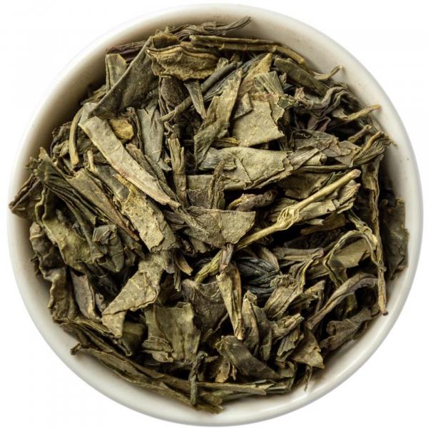 Зелёный чай Сенча