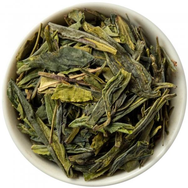 Зелёный чай Лунцзин (Колодец дракона)