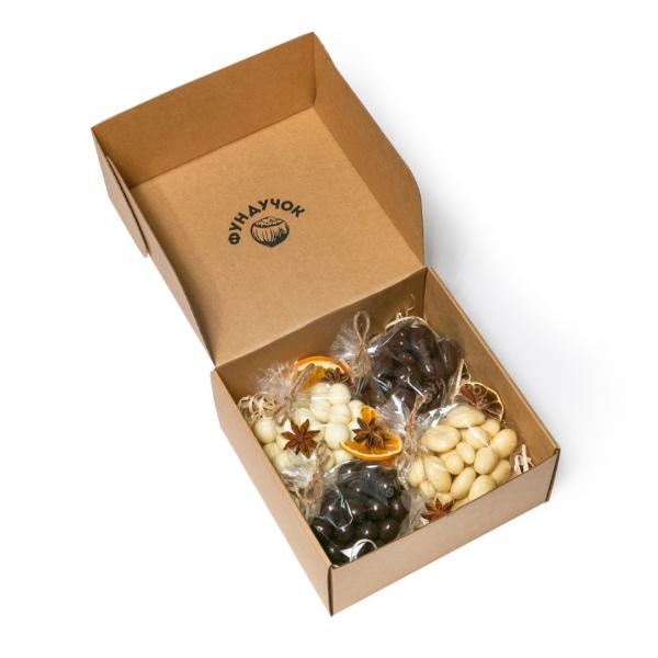 Подарочный набор сладостей № 7 (1 кг.)