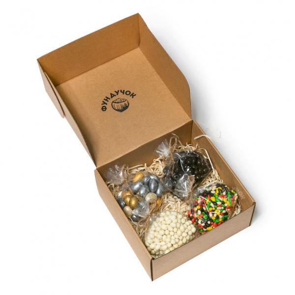 Подарочный набор сладостей № 10 (1 кг.)