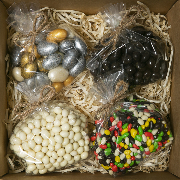 Подарочный набор сладостей № 10 (400 г.)