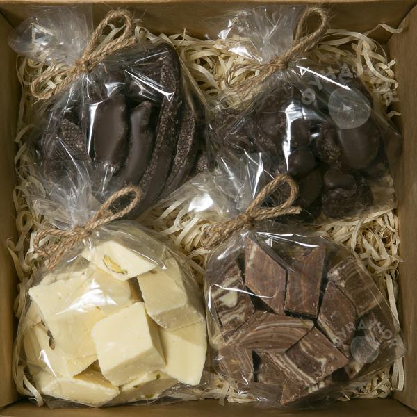 Подарочный набор сладостей № 19 (400 г.)