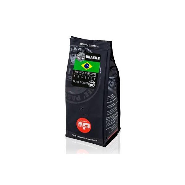 Кофе Pascucci молотый Mono Origine Brasile 250 г.