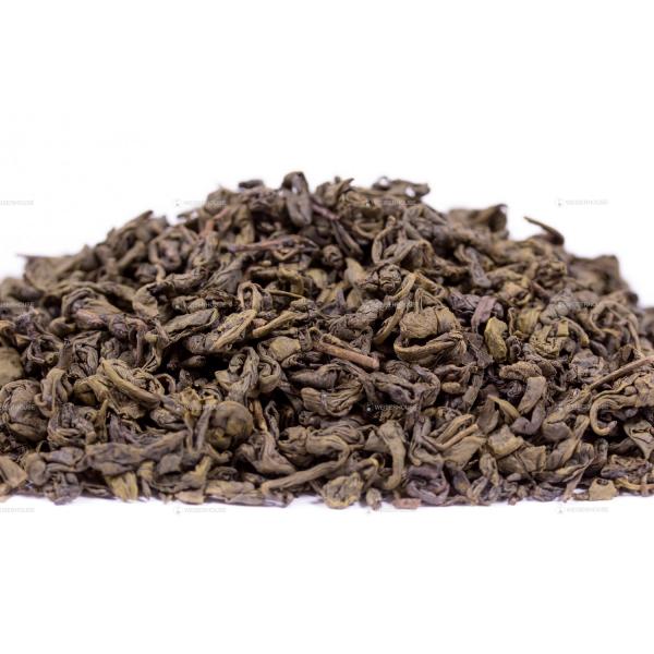 Свежая роса (зеленый грузинский чай)