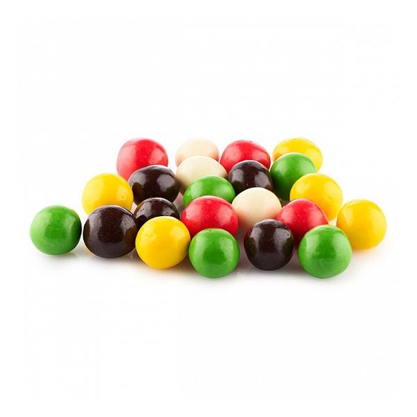 Фундук в цветной шоколадной глазури